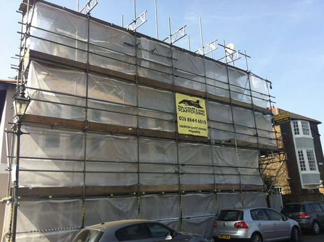 Scaffold Hire South London
